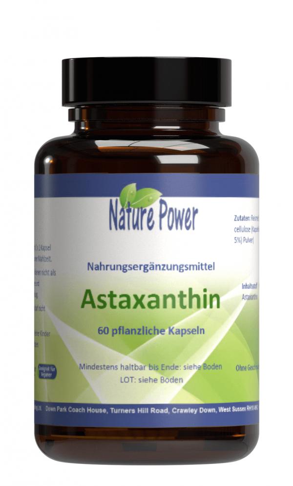 Astaxanthin Nature Power