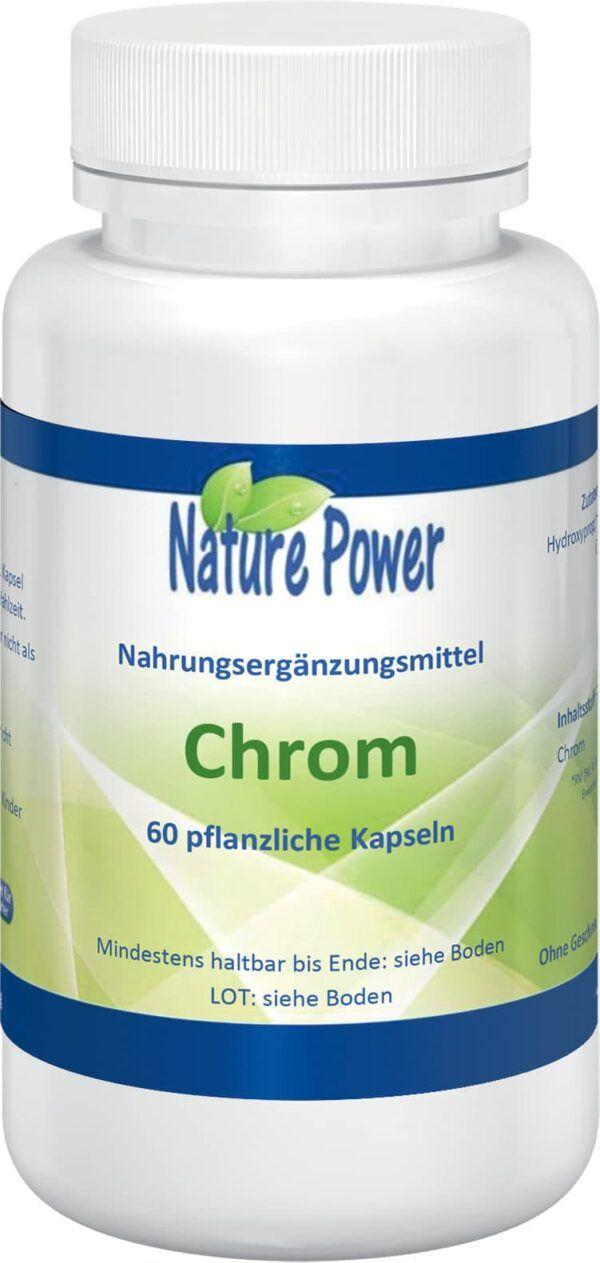 Chrom von Nature Power