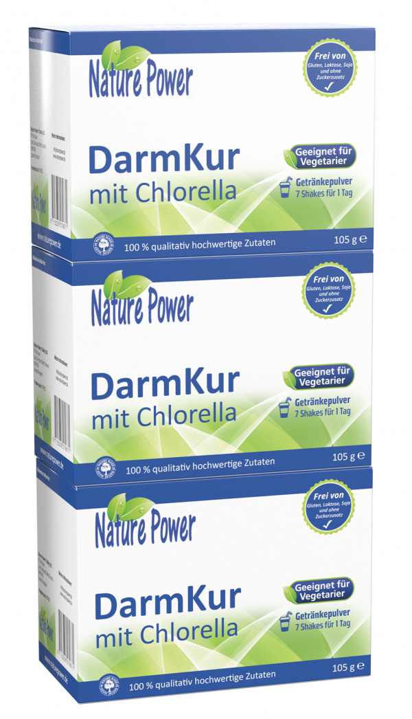 NTP200 DarmKur 3 Tage Nature Power