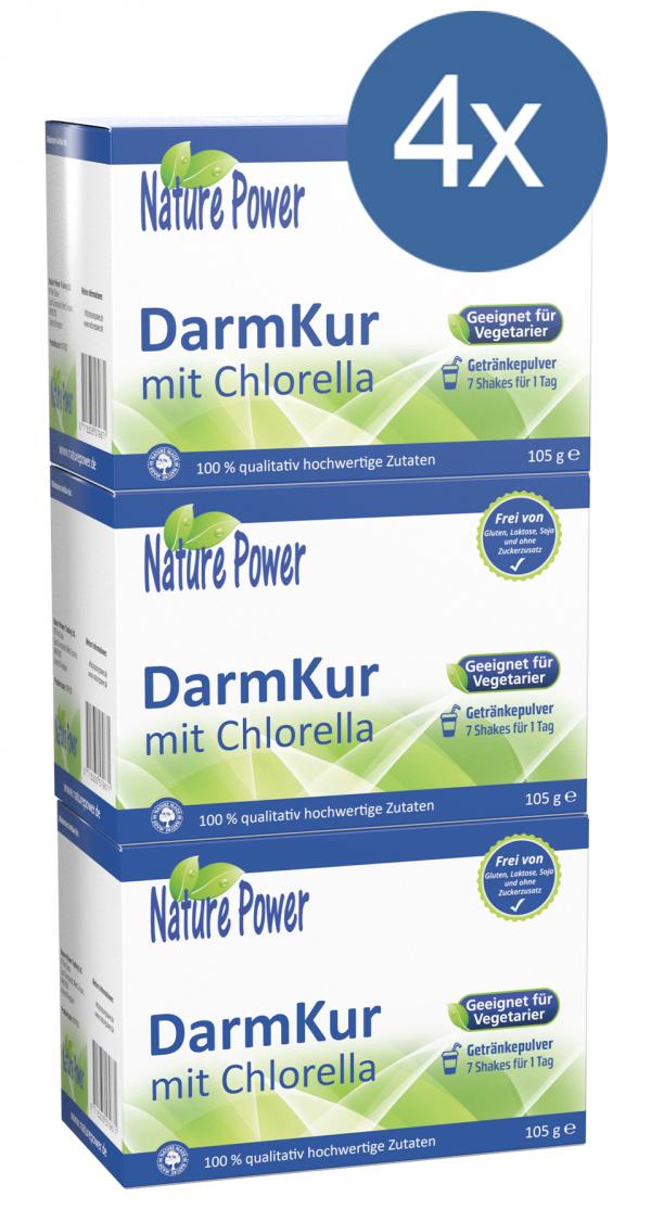 DarmKur mit Chlorella 12 tage