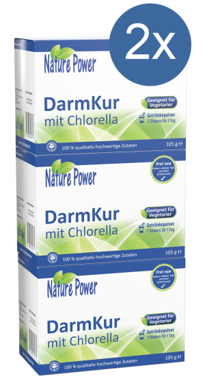 DarmKur 6 Tage nature power