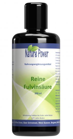 Fulvinsaure NaturePower