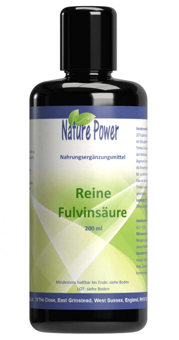 Fulvinsaure NaturePower