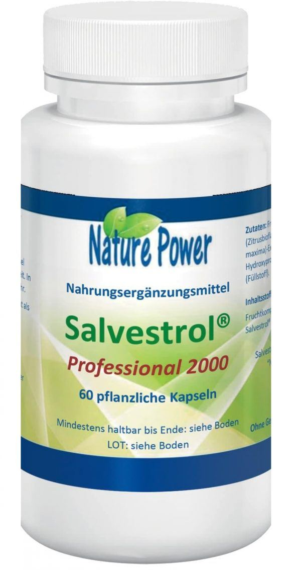 Salvestrol Professional Formel