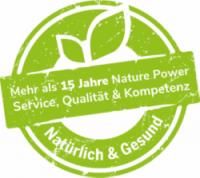 Nature Power Mehr als 15 Jahre