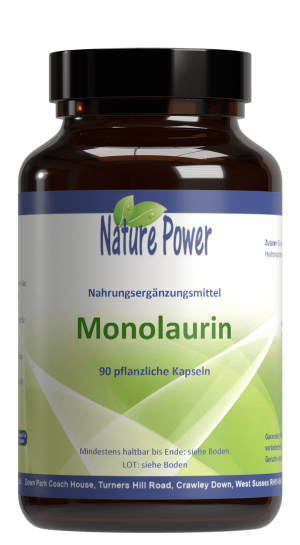 Monolaurin Nature Power