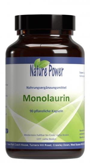 Monolaurin Nature Power