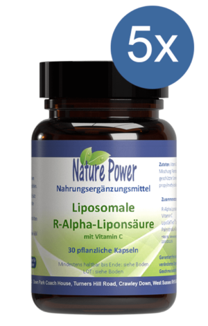 R Alpha Liponsäure bei Nature Power